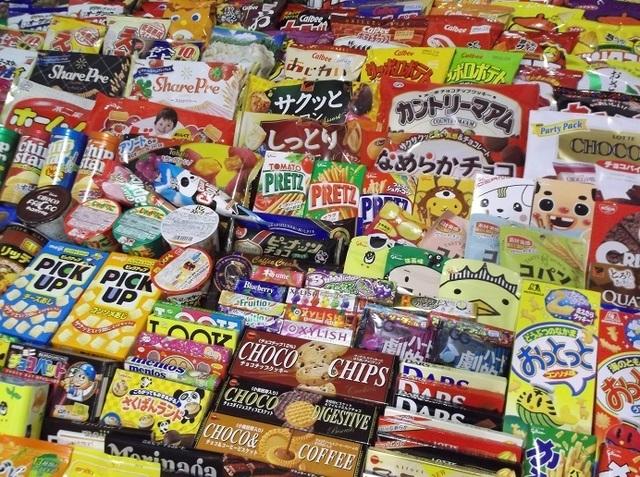 選挙 総 お ブルボン 菓子